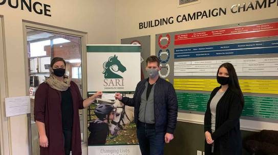2020 Community Project: Sari Therapeutic Riding